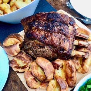 Roast Forerib of Beef