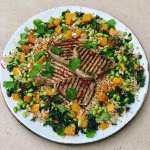 Japanese Tuna Salad