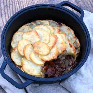 Lamb Hot Pot