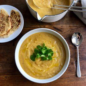 Parsnip Soup