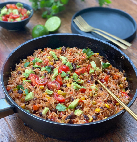 Mexican Spicy Rice