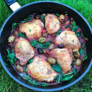 Chicken Provencal