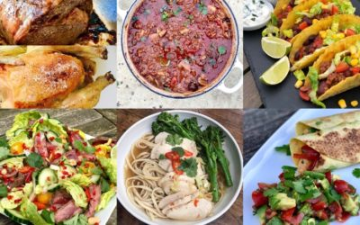 Meals from Meals, Leftovers and How To Cheat