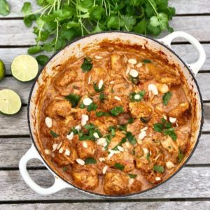 Healthy and Speedy Chicken Tikka Masala