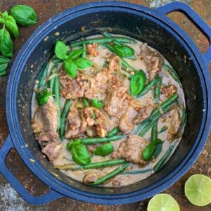 Thai Pork Curry