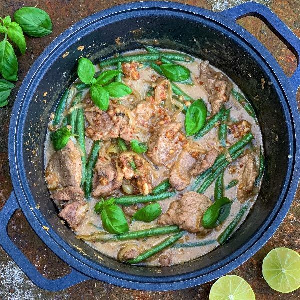 Thai Pork Curry
