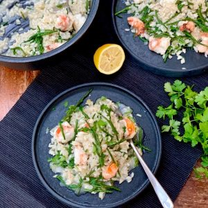 Lobster & Samphire Risotto