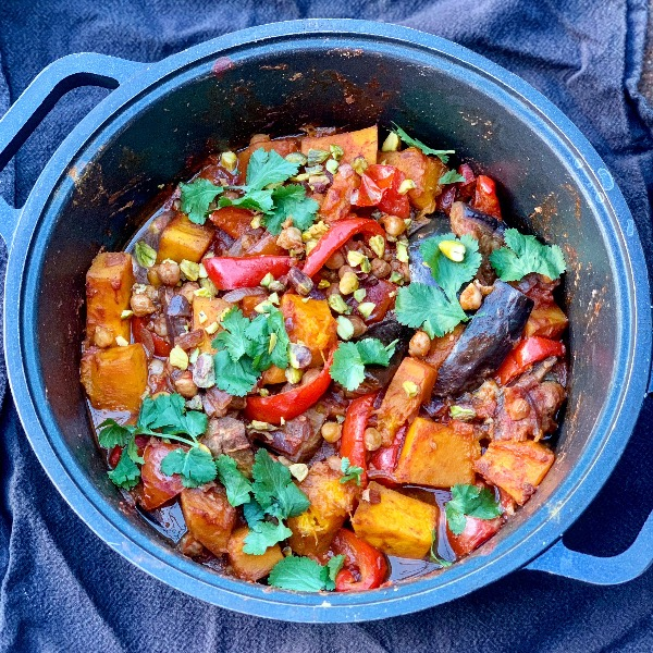 Vegetable Moroccan Tagine