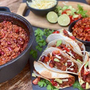 Chilli Tacos
