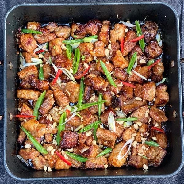 Vietnamese Sticky Pork